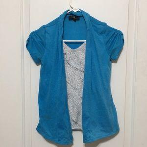 Amy Byer blouse